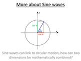 Advanced Level Physics - Sine Waves (PowerPoint)