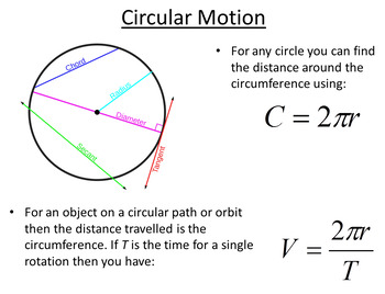 Advanced Level Physics - Speed and Velocity (Lesson plan and PowerPoint)