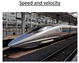 Advanced Level Physics - Speed and Velocity (Lesson plan a