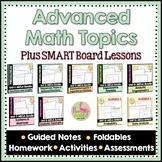 Advanced Math Topics for Seniors