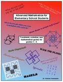 Advanced Mathematics for Elementary School Students