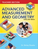 Advanced Measurement and Geometry Using LEGO® Bricks: Teacher Edition
