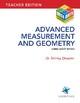 Advanced Measurement and Geometry Using LEGO® Bricks: Teacher Edition