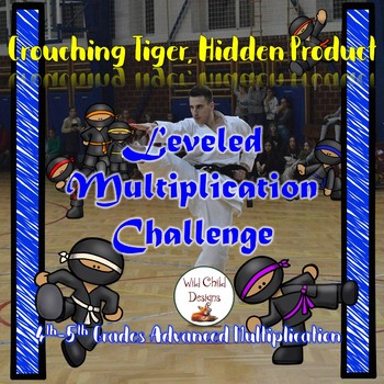 Advanced Multiplication Challenge: Crouching Tiger, Hidden Product