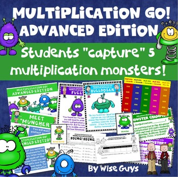 Advanced Multiplication Go!