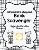 Advanced Novel Study: Book Scavenger using Depth and Complexity