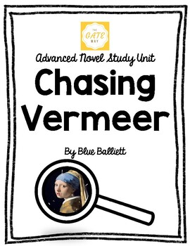 Advanced Novel Study for Chasing Vermeer using Depth and Complexity