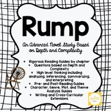 Advanced Novel Study for Rump Using Depth and Complexity