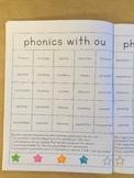 Advanced Phonics Book