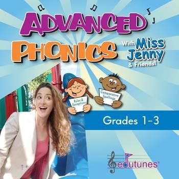 Advanced Phonics Full-Color Book / Common Core - Aligned