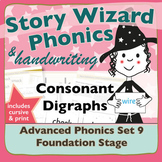 Advanced Phonics Set 9: Consonant Digraphs