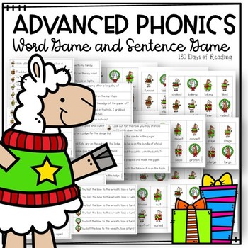 Advanced Phonics Word and Sentence Review Game for Fluency and Accuracy