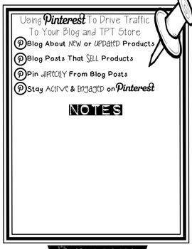 Advanced Pinterest: Take Your Pinning to the Next Level - TF15