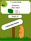 Advanced Place Value - Hundreds, Tens, Ones - Prairie Dog Theme