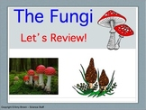 Advanced Placement (AP) Biology Review Powerpoint: Fungi and Protists