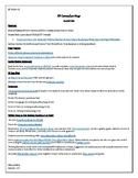 Advanced Placement English Literature and Composition Curriculum Map