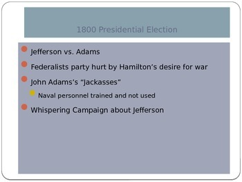 Advanced Placement U.S. History APUSH Bailey Chapter 11 PowerPoint