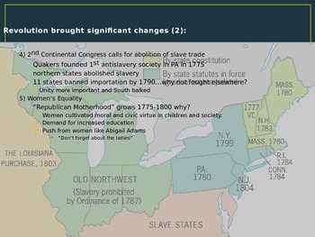Advanced Placement U.S. History APUSH Bailey Chapter 9 PowerPoint