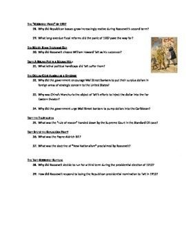 Advanced Placement U.S. History Bailey CH. 28 Study Guide Questions