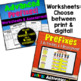 Advanced Prefixes Bundle of Activities: PowerPoint, Flipbo