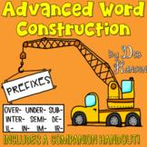 Prefixes Powerpoint- Advanced