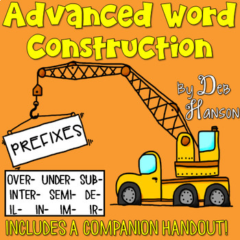 Teach students about prefixes with this prefixes PowerPoint. It includes many practice slides.