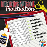 Advanced Punctuation: Interactive Notebook