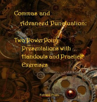 Advanced Punctuation - PowerPoints and Handouts