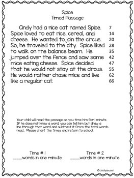 Advanced Readers Homework Packet, Unit 2, Reading Street, 1st Grade
