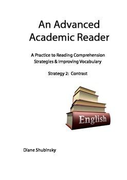 Advanced Reading Strategies & Vocabulary Practice: 2. Contrast