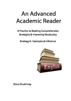 Advanced Reading Strategies & Vocabulary Practice: 6. Examples and Inference