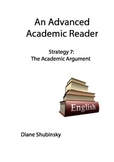 Advanced Reading Strategies & Vocabulary Practice: 7. The Academic Argument