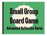 Spanish Advanced Reflexive Verb Board Game