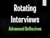 Spanish Advanced Reflexive Verb Rotating Interviews