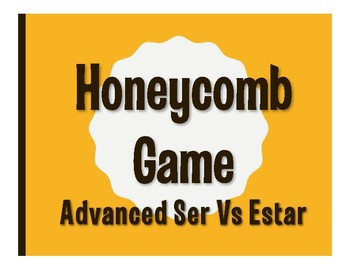 Advanced Ser Vs Estar Honeycomb Partner Game