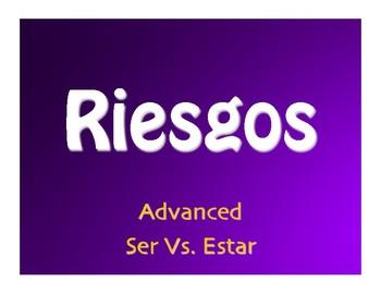 Advanced Ser Vs Estar Jeopardy-Style Review Game