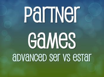 Advanced Ser Vs Estar Partner Games