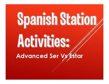 Advanced Ser Vs Estar Stations