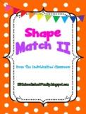 Advanced Shape Matching