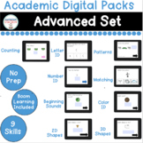 Advanced Skills Digital Tasks for Special Education-Distan