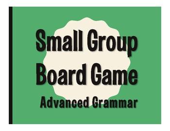 Advanced Spanish Grammar Board Game