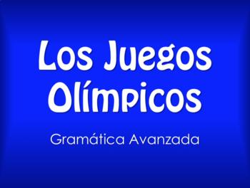 Advanced Spanish Grammar Olympics