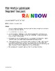 Advanced Spanish Grammar Rainbow Reading