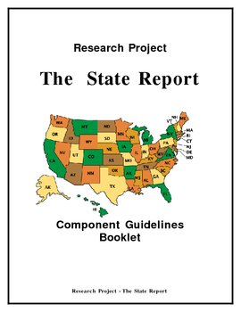 State Report Research Paper Advanced