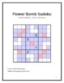 """Advanced Sudoku - """"Flower Bomb"""" (in intermediate, hard, an"""