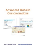 Advanced Website Customizations to Make Your Site Incredible
