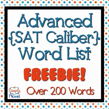 Psat Vocabulary Worksheets & Teaching Resources | TpT
