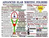 ELAR Expository, Editing, Revising, Figurative Language, & Vocabulary Folders