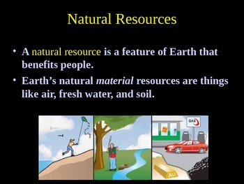 Advantages and Disadvantages of Renewable and Non-Renewable Natural Resources