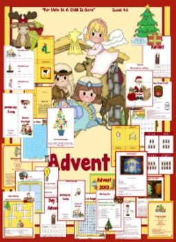 Advent 2013 - Jesus Is The Reason for the Season